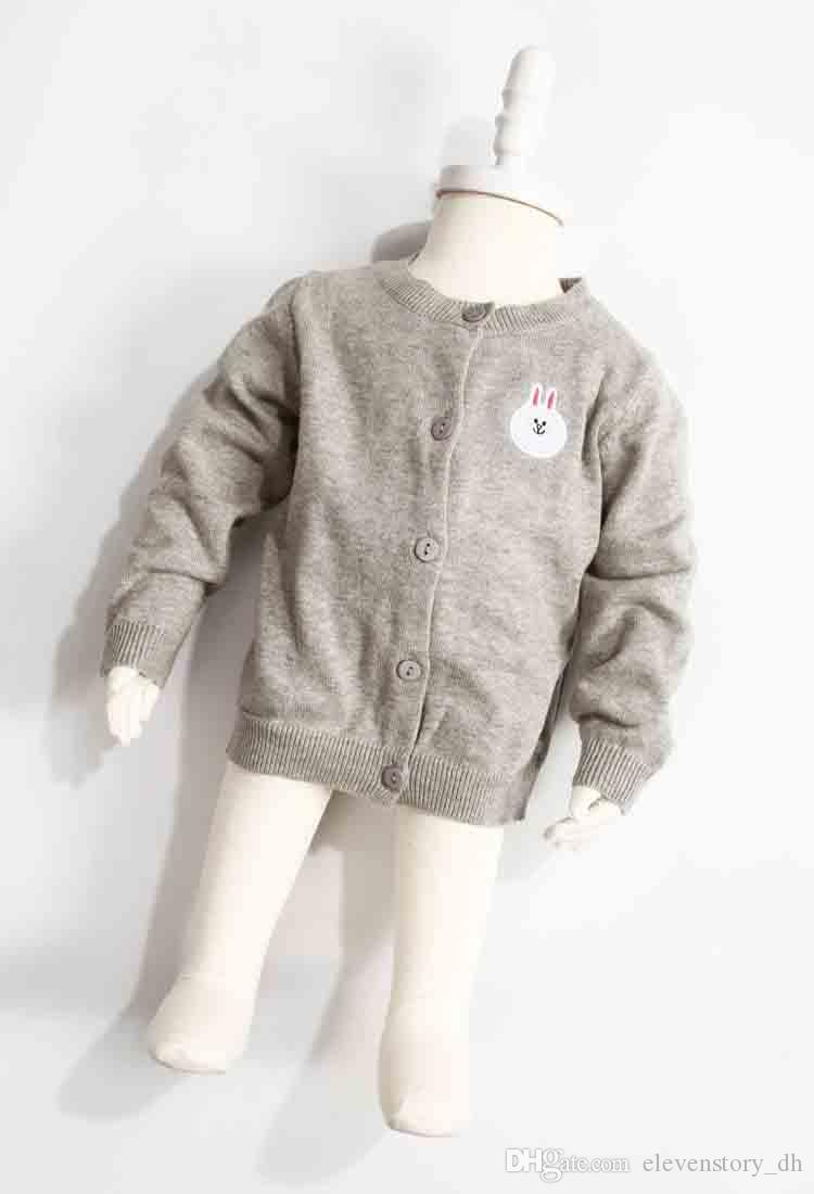 Baby girls boy spring autumn sets wear long sleeve kids Rabbit toy clothing, retail, R1BC506DSCS-74