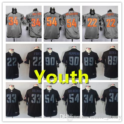 buy popular 9fcfc 816d2 netherlands boys chicago bears jersey 71fd8 6a450
