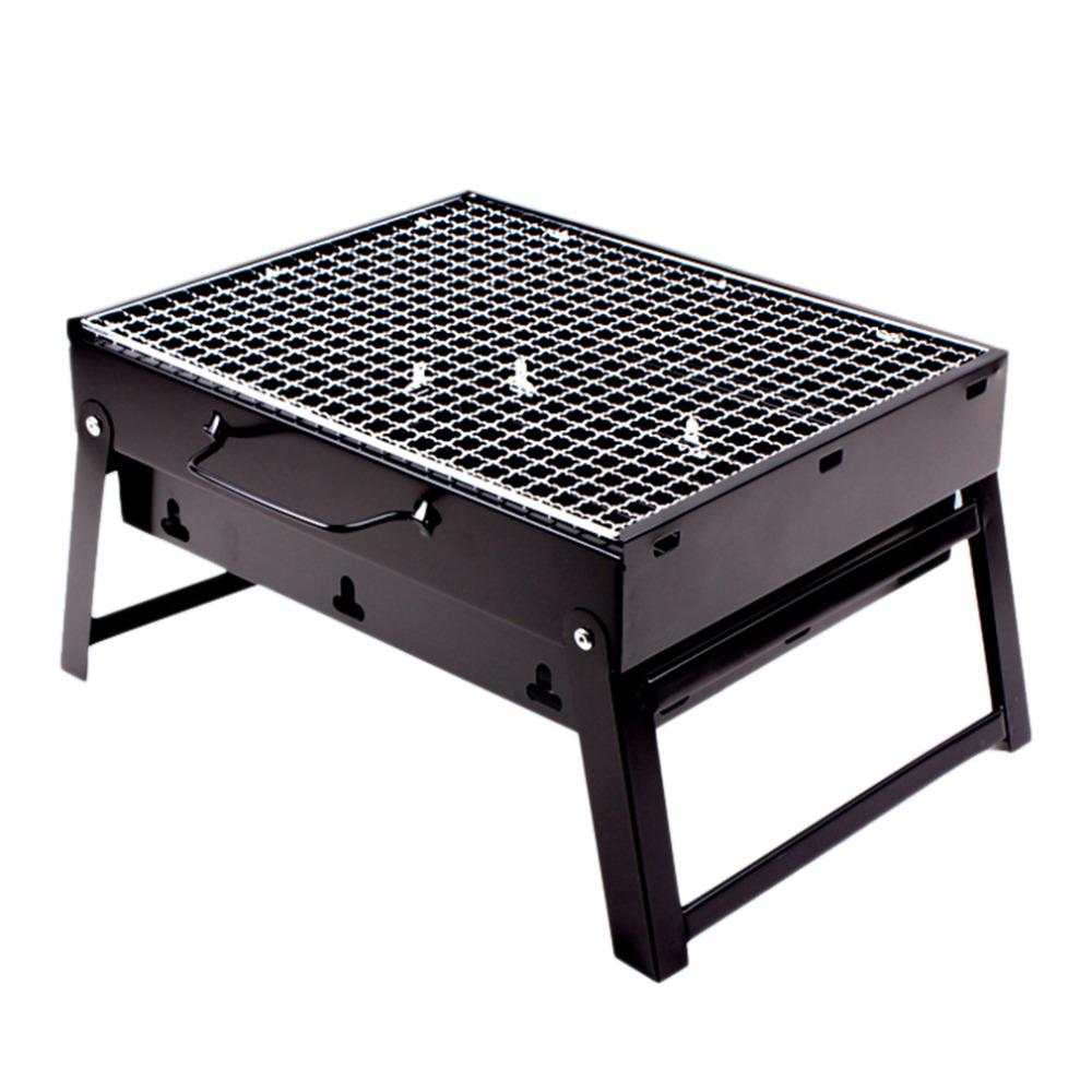 Discount New Arrival Camping Grill Portable Folding Charcoal Bbq ...
