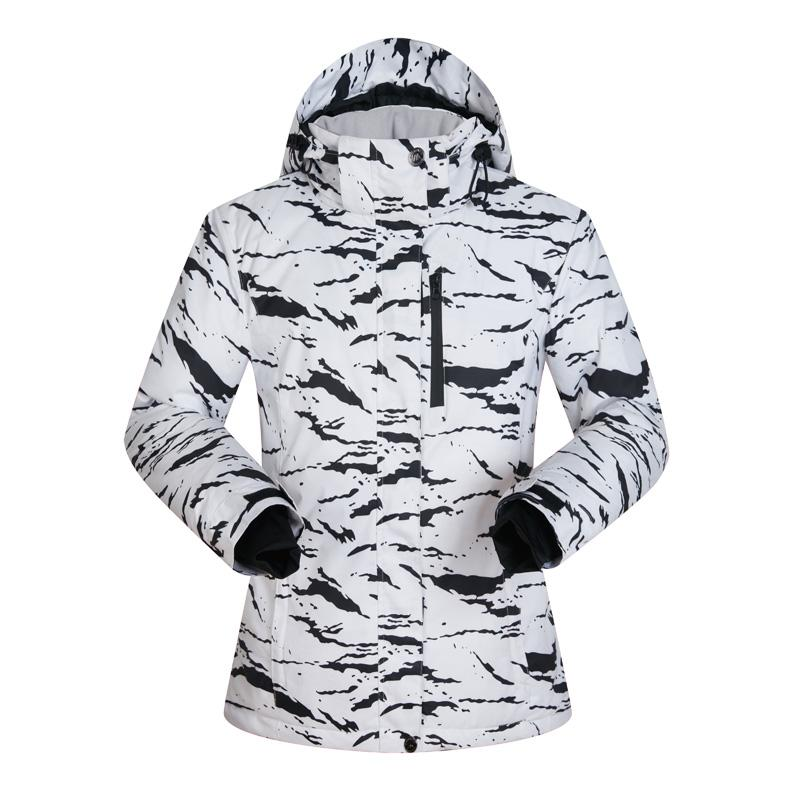 751aa4a0bb 2019 New Winter Womens Ski Jacket Waterproof Super Warm Jackets For Women  Ski Snowboard Snow Skiing And Snowboarding Clothes Brands From Portnice