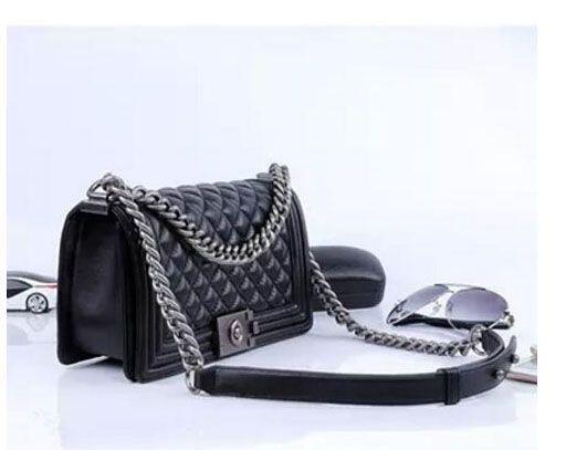 Gold Chain Womens Designer Bags Women Lady Fashion New Leather Ladies  Shoulder Bag Fashion Small Handbag Rosetti Handbags Name Brand Purses From  ... 42969eea76