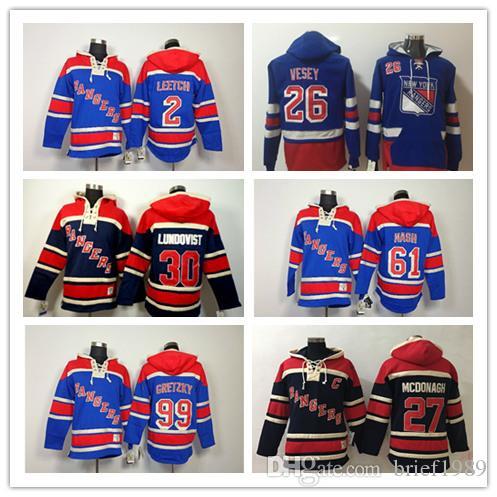 ad4032c2b New York Rangers 30 Henrik Lundqvist 26 Jimmy Vesey Brian Leetch ...
