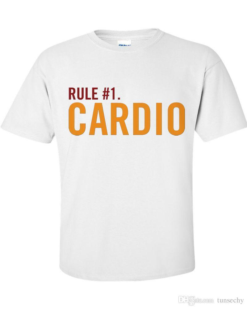 Zombieland Cardio Rule 1 Zombie T Shirt The Who T Shirt T Shirts