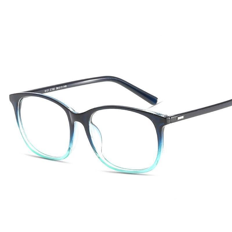 d13587f0c4912 Compre Vazrobe 145mm Óculos De Armação Das Mulheres Dos Homens Do Vintage  Clássico Óculos Quadrados Para Dioptria Miopia Espetáculos De Prescrição  Óptica ...