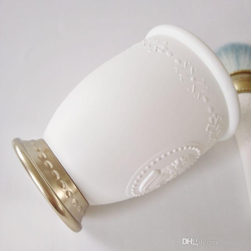 LADUREE Les Merveilleuses 브랜드 메이크업 브러쉬 홀더 보관 화장품 메이크업 브러쉬 도구 케이스