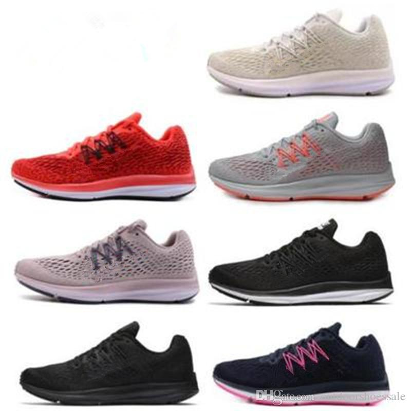 6bd931ad1c5 2018 Newest Zoom Winflo 4 Designer Mens Wo Running Shoes Original ...