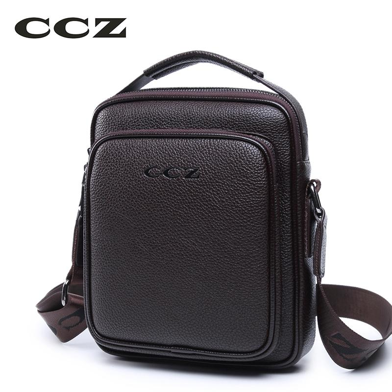 7bea73826f59 CCZ New Arrival Mens Shoulder Bags PU Leather Handbags For Men Solid  Pattern Brand Bags Small Messenger Bag For Business SL8003 Ladies Bags  Backpack Purse ...