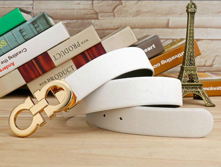 en stock meilleure qualité mode hommes ceintures Longueur huit boucle 3.8cm Largeur 105cm-125cm femmes ceintures marques célèbres ceintures