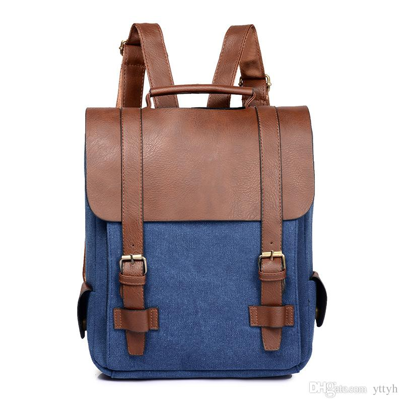 2017 New Style Hit Color Nylon Man&Woman's Backpack Fashion Students In School Bag Exquisite Mini Backpack Shopping Bags