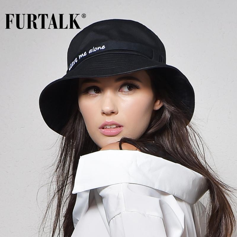 FURTALK Women Men Bucket Hat For Fishing Pesca Womens And Mens Panama Hat  Beach Cotton Hat Summer Hats For Women Fashion Design UK 2019 From  Sport2017 17b9669371f8