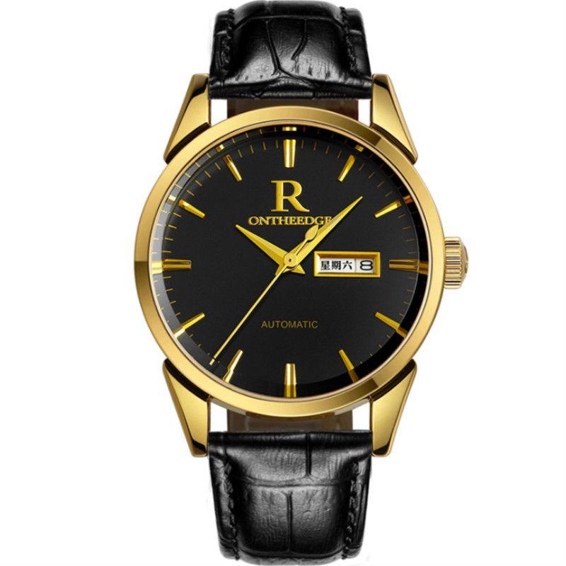 Кварцевые швейцарские мужские часы