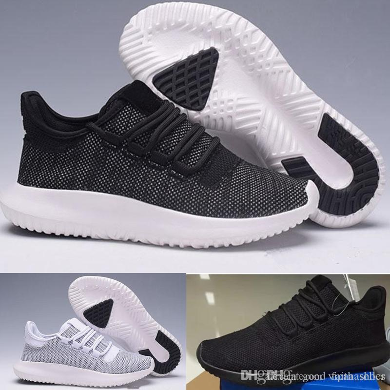 68546340e29c0 Adidas Yeezy Boost Supreme Off White Vapormax Nike Nmd Vans Sombra Tubular  De Calidad Superior Knit For Women Men Running Shoes 3D 350 Boost Sneaker  Sports ...