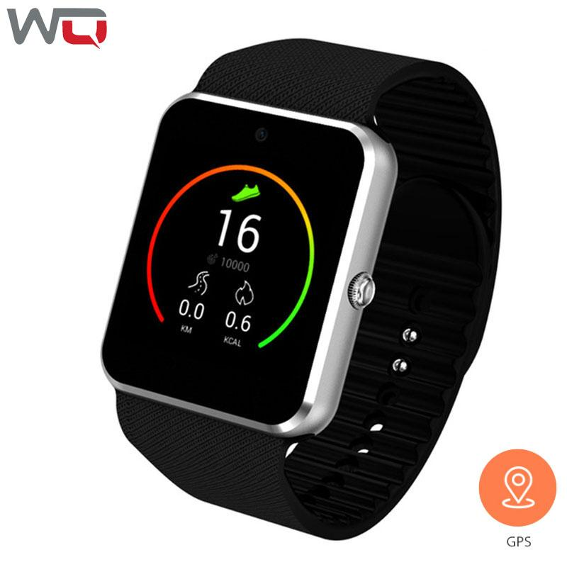 3G Wifi QW08 Android Smart Watch GT08 support Play Store Download APP Smart  Clock with Whatsapp and Facebook Reminder