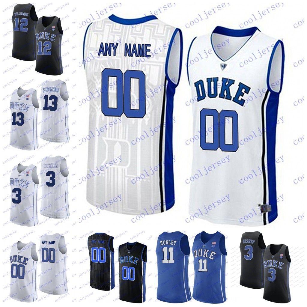 d62fa31047f Custom Duke Blue Devils College Basketball Personalized Any Name ...