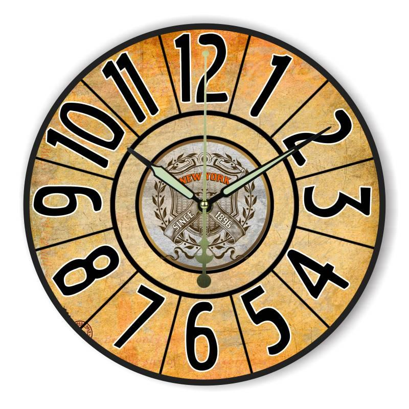 Wholesale Europe Style More Quite Large Decorative Wall Clock Modern ...