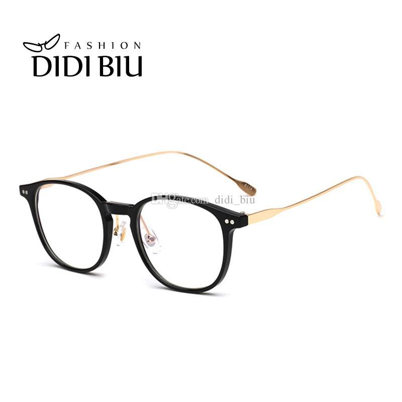 95f9e0747ea DIDI TR90 Eyeglasses Frame Customized Lens Optical Prescription ...