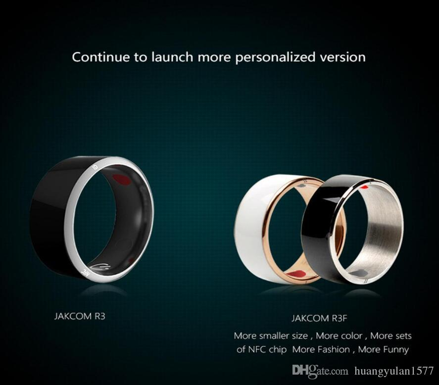 New Jakcom R3F Smart Ring For High Speed NFC Electronics Phone Smart Accessories 3-proof App Enabled Wearable Technology Magic Ring