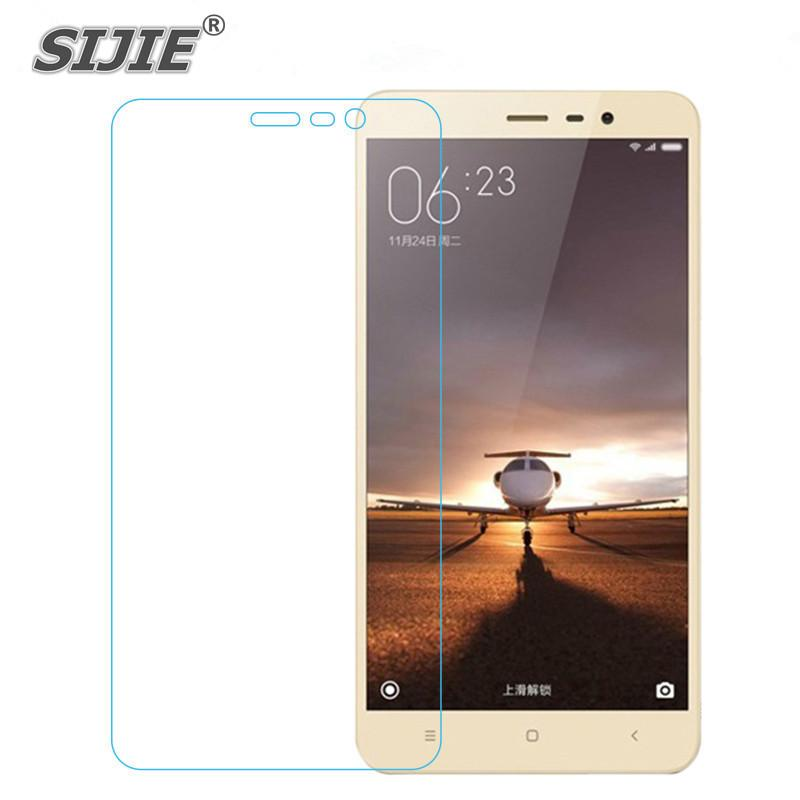 Tempered Glass For XIAOMI REDMi NOTE 3 PRO SE Official Global 152 special  edition international Version screen protective cover
