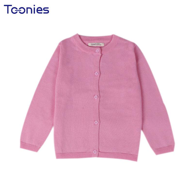 926396951 2017 New Baby Children Clothing Boys Girls Candy Color Knitted ...