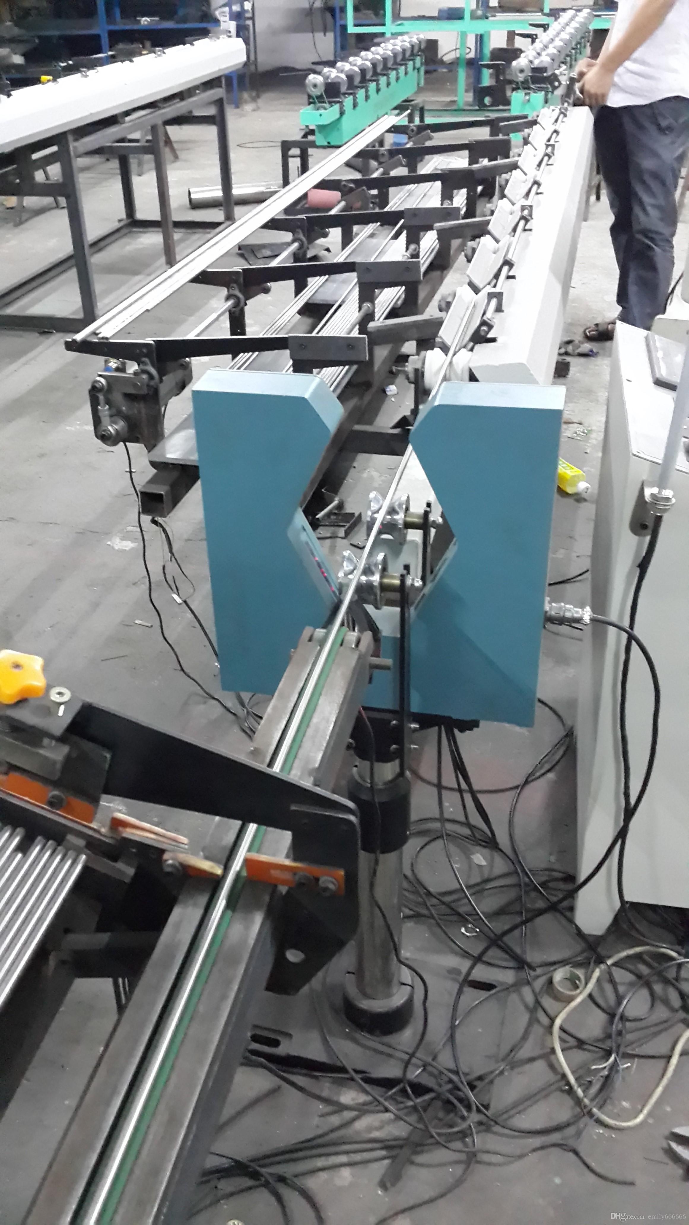 2018 High Precision Laser Measuring Equipment/Wire Measurement ...