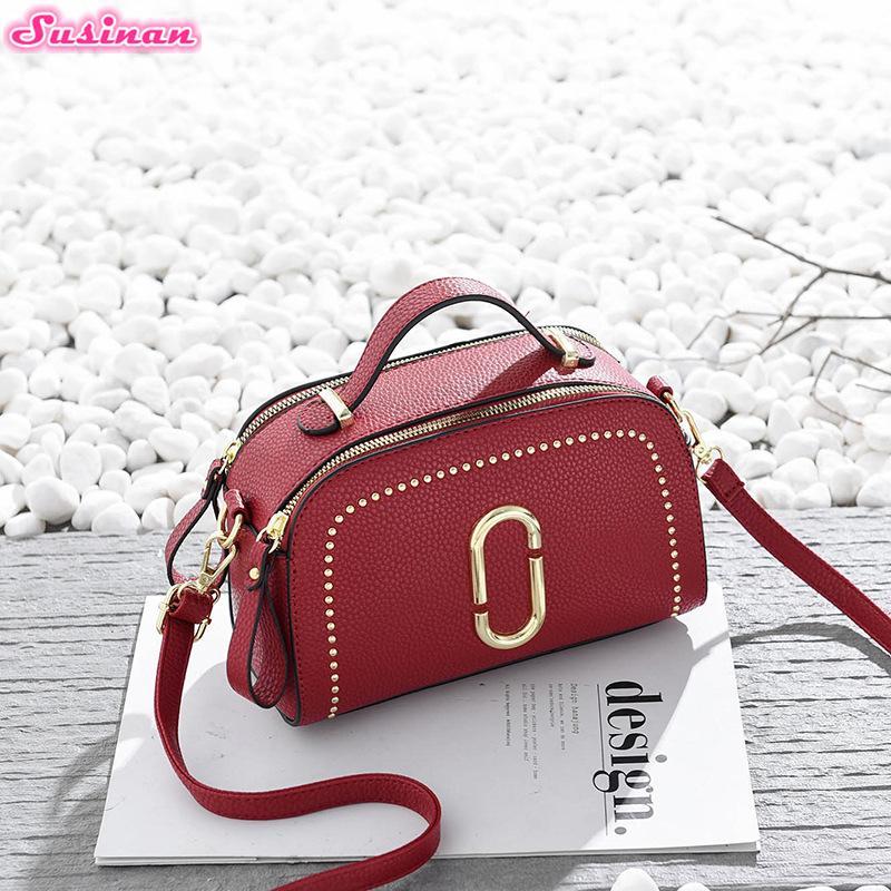 fdece74be7 Fashion QualityPU Crossbody Bag Wild Leather Shoulder Bag Women Luxury  Handbags Women Bags Designer Flap Handbag Ladies Handbags Ladies Purses  Fashion Bags ...