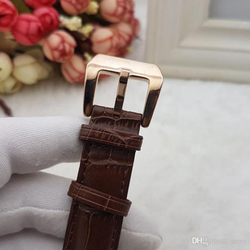 남자를위한 크리스마스 선물 모든 Subdials 일 남성 여성 스테인레스 석영 손목 시계 명품 시계 최고 브랜드