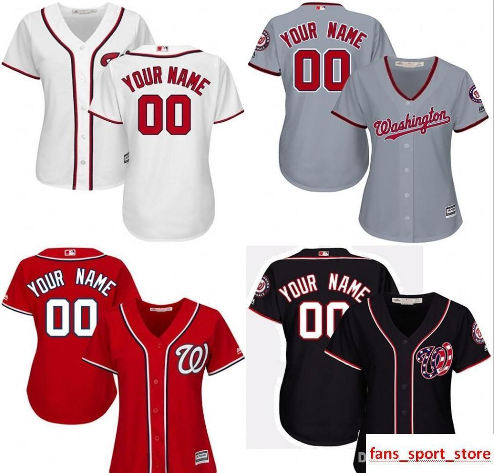 wholesale dealer 80232 5bb79 Jersey Nationals Nationals Jersey Personalized Personalized ...