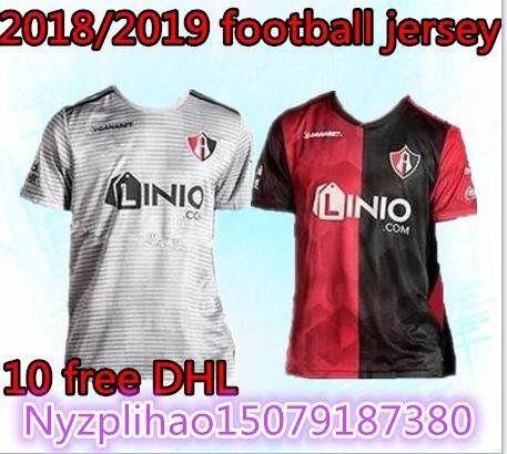 11a3bbb2f 2019 Size S XL 2018 2019 Atlas FC Soccer Jersey 18 19 Home J.BARRAZA  L.CABALLERO R.MARQUEZ Atlas Guadalajara Away Football Shirts From  Nyzplihao15079187380