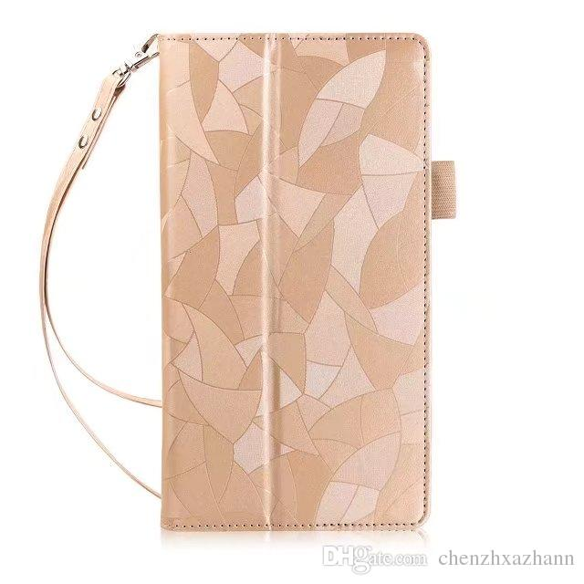 PU Leather Case Cover for Lenovo Essential 7304F 7304I 7304X Protective Stand Tablet PC c Skin+pen