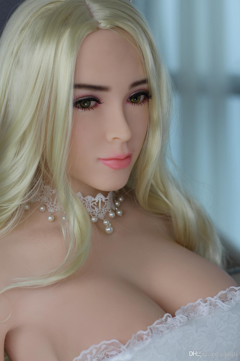 qcldoll hot selling nude sex dolls best quality silicone sex dolls
