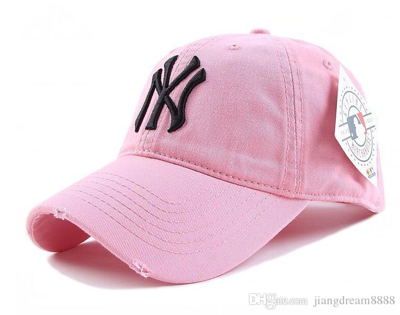 77b966fbc 2019 2018 Men Women Couples Models Korean Version Of The Baseball Cap Worn  Spring And Summer Outdoor Sunshade Tourism Cap From Jiangdream8888, ...