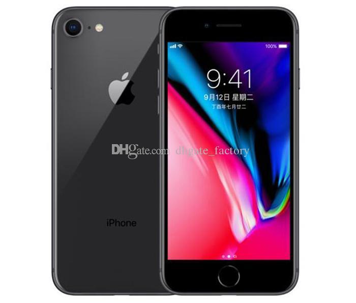 Original 4.7inch 5.5inch Apple IPhone8 Iphone 8 Plus Hexa Core ...