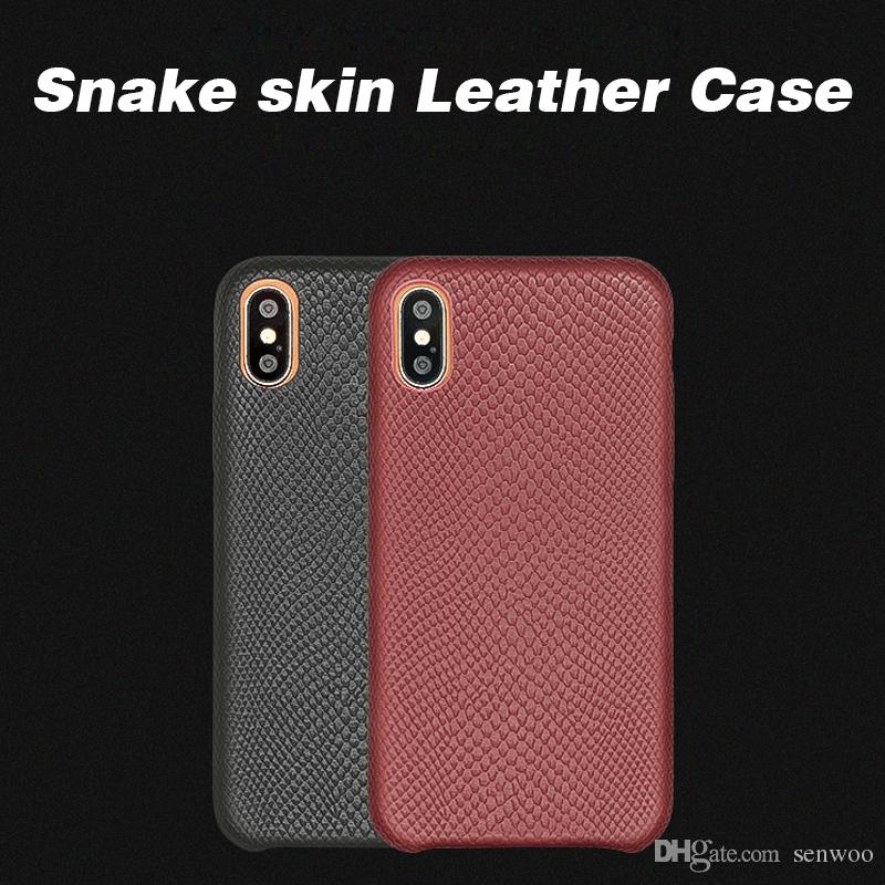 cell phone case for iphone 6 7 8 x snake skin ultra thin leatherbest best water phone cheap blackberry classic phone