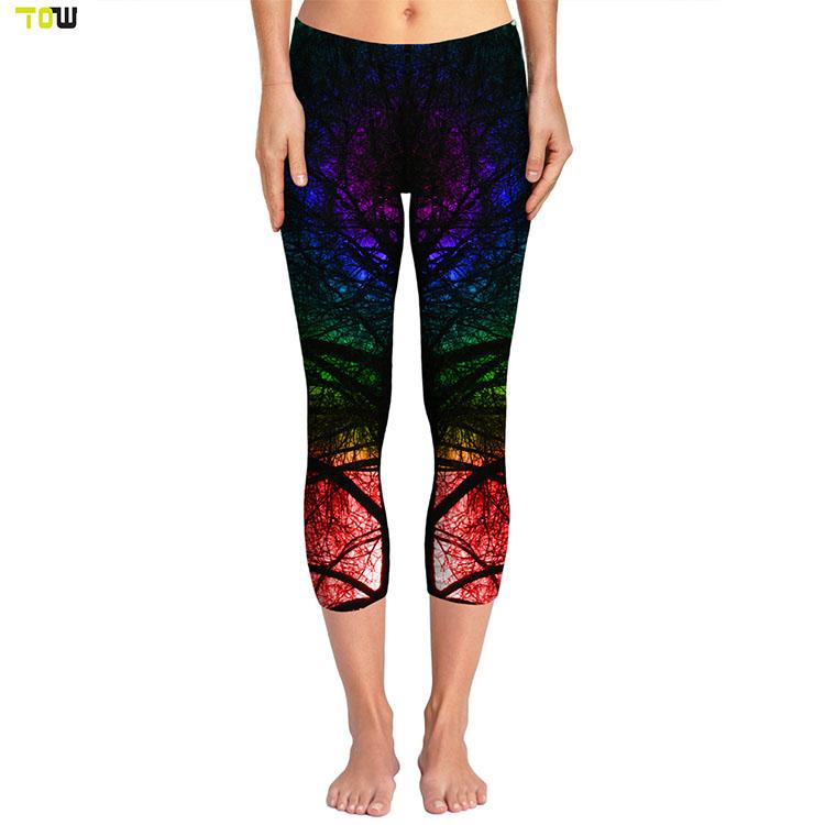 0454bf42ab 2019 Custom Sublimation Design Yoga Pants From Capsicum, $220.57 |  DHgate.Com