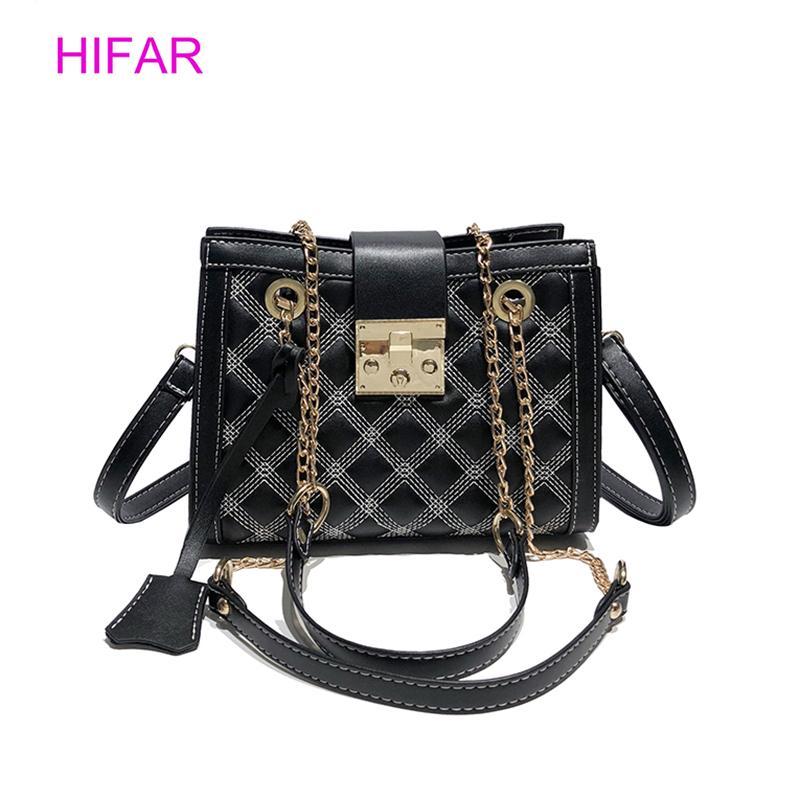 8dcf2f933bef Retro Fashion Flap Bag Crossbody Bags Women Luxury Quilted Plaid Chains  Shoulder Handbag Famous Brand Design Lady Messenger Bag Luxury Bags Handbags  ...
