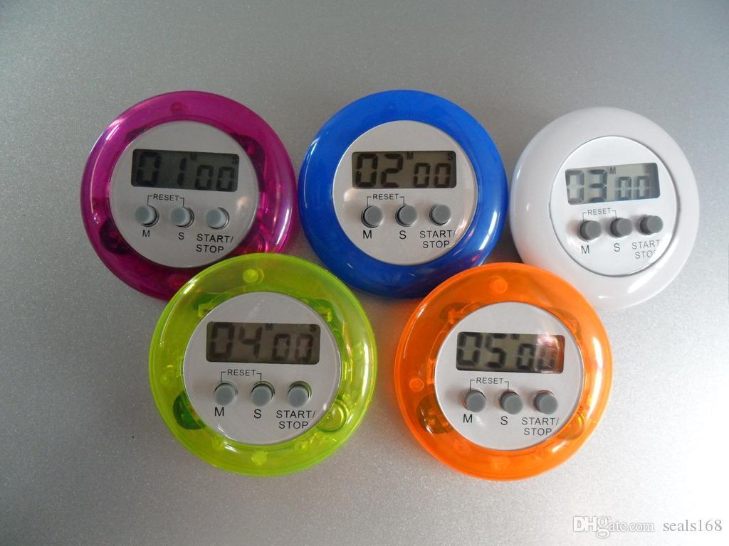 Alarme de cuisson de cuisine 60 Minutes tomate rouge mécanique Style compte à rebours minuterie cadeaux pour les amis peuvent fournir FBA navire HH7-892