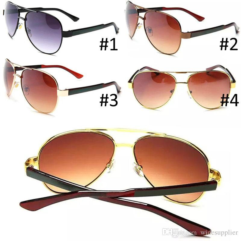 bf6b0208b38 Double Beam Sunglasses Men And Women Classic Big Frame Sun Glasses 100% UV Protection  Eyewear Nice Face Goggles AAAA+ Dragon Sunglasses Vintage Sunglasses ...