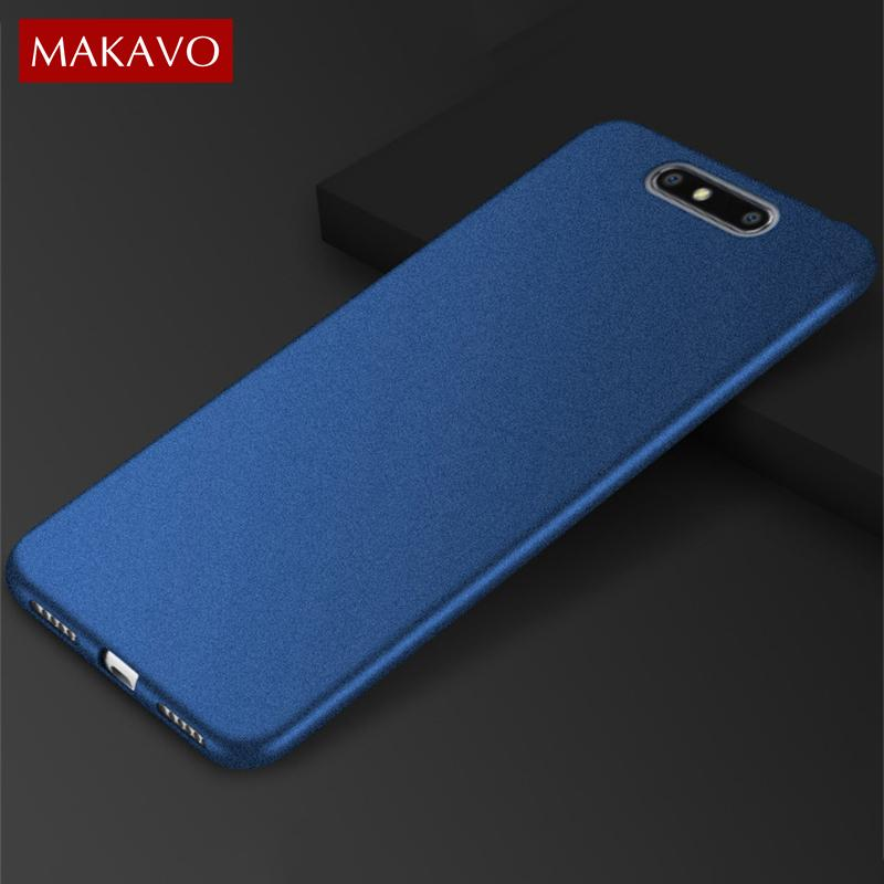 check out 56a41 97428 For ZTE Blade V8 Case Silicone Rubber Soft Fundas Slim Matte Anti-sweat  Back Phone Cover Cases For ZTE Turkcell T80 5.2