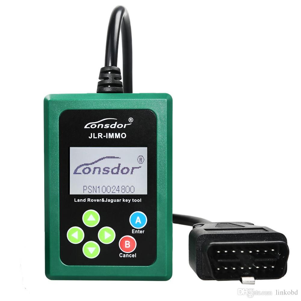 Lonsdor JLR IMMO & JLR Doctor Key Programmer Add KVM and BCM Diagnostic  Tool for Jaguar/Land Rover