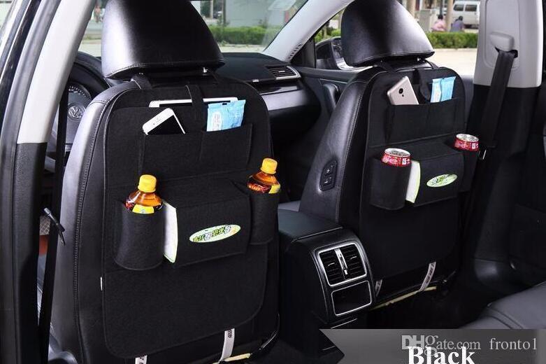 Truck Seat Organizer >> Car Seat Back Storage Bag Organizer Travel Box Pocket Universal