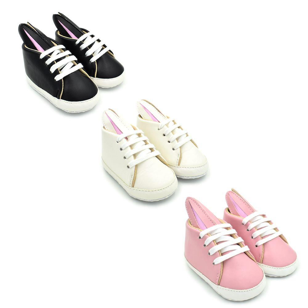 096ab302ead09 2019 New Fashion Lovely Rabbit Ears Shoes For Newborn To 18 Months Girls  Boys Dolls Kid Baby Sneaker Shoes Gift Accessory From Orchidor, $28.97 |  DHgate.Com