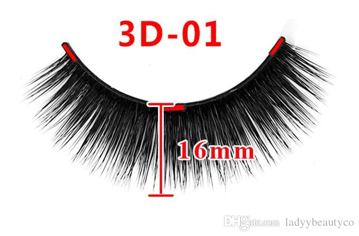 3 Magnets 3D Magnetic Eyelashes No Glue Needed Eyelashes Magnet 3D Individual Eyelash Lashes Makeup Kit Gift 3D magnetic eyelashes