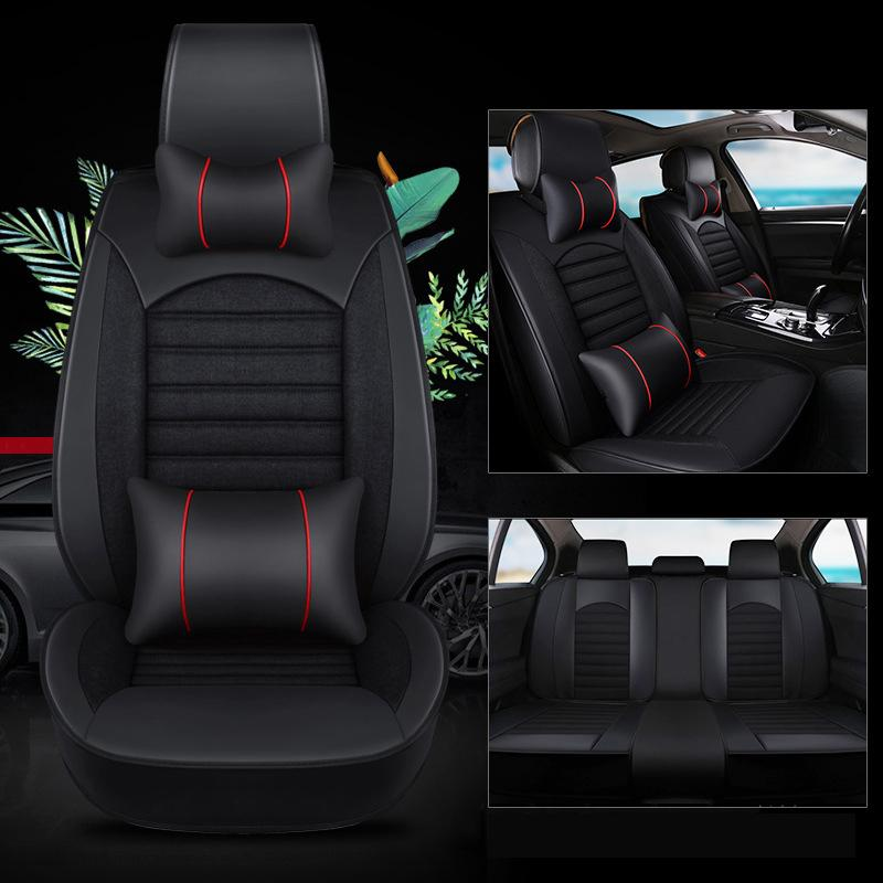 Wholesale Leather Plus Flax Universal Car Seat Covers For Jeep All Models  Cherokee Compass Grand Cherokee Renegade Car Styling Car Seat Covers For  Baby Car ...