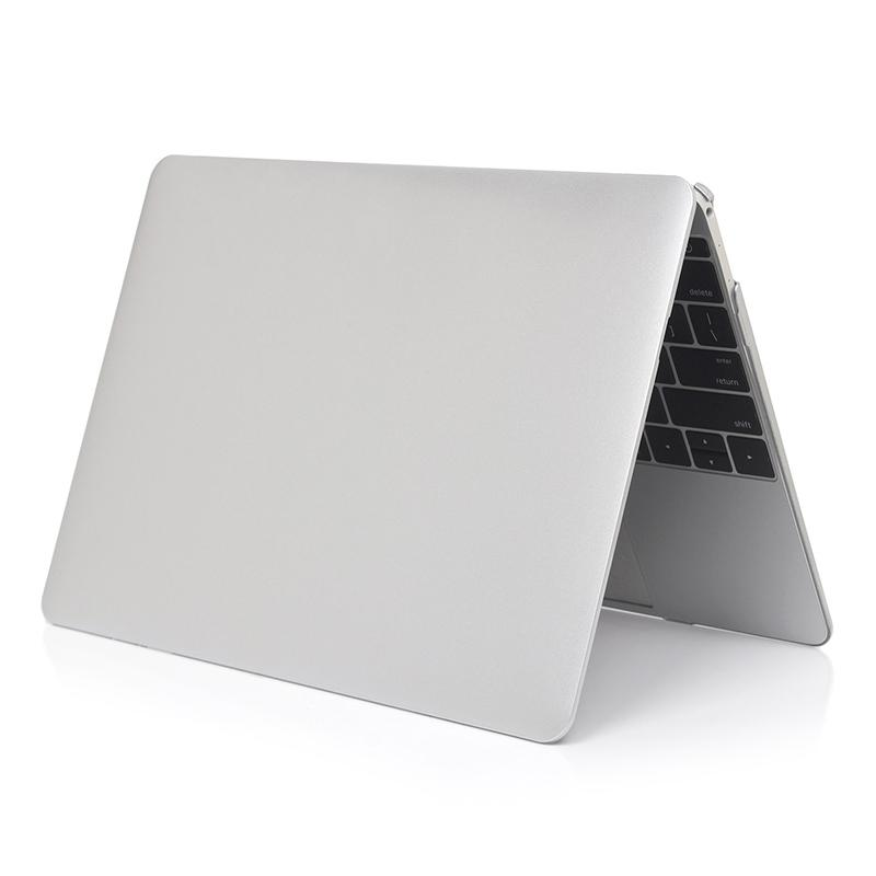 Plastic Hard Case with Free Keyboard Cover Protector for Apple MacBook 12 Inch Laptop Protective Shell