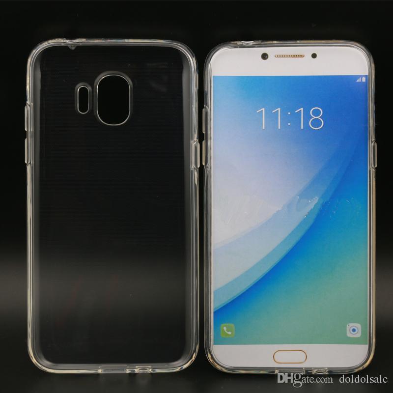 Housse Téléphone Portable Air Coussin étui Pour Samsung Galaxy J2