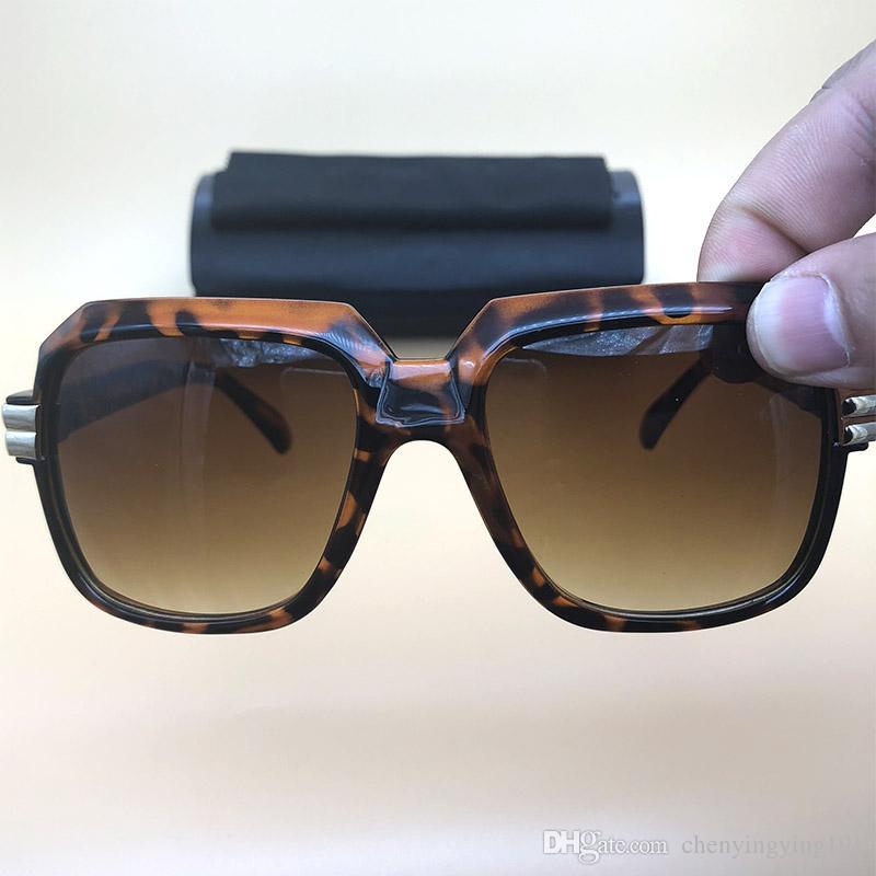 355c1f8aa2 Acetate Sunglasses Leopard Frame Orange Lenses Eyeglasses Designer Mens  Womens Fishing Glasses 2018 Summer Beach Eyewear 81058 Prescription Glasses  Online ...