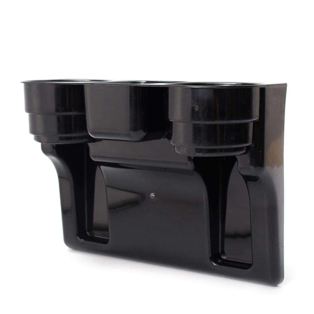 Storage Bin 2018 Car Styling Universal Auto Cup Holder Portable Multifunction Seat Phone Glove Box Organizer Rear Recessed Drink