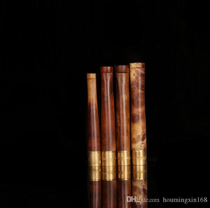 Ma Lei 8mm filtre ucu sigara tutucu temizleyebilir