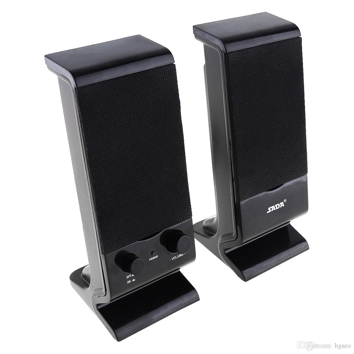 2019 sada v 112 portable mini subwoofer computer speaker with 3 5mm rh dhgate com