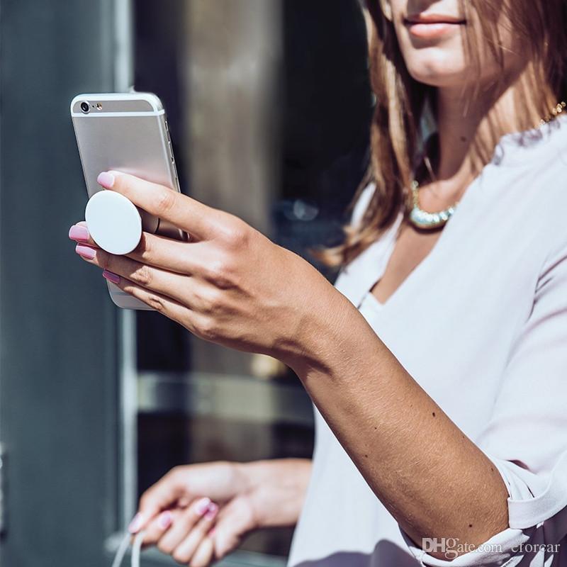 Klebstoff-Handyhaken für Auto Air Vent Wall Universal-Telefonhalterungen Clip-Verschluss-Halter